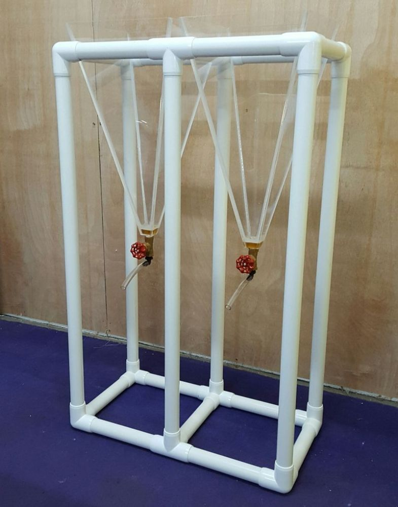Twin Large 17 L Brine Shrimp Hatcher